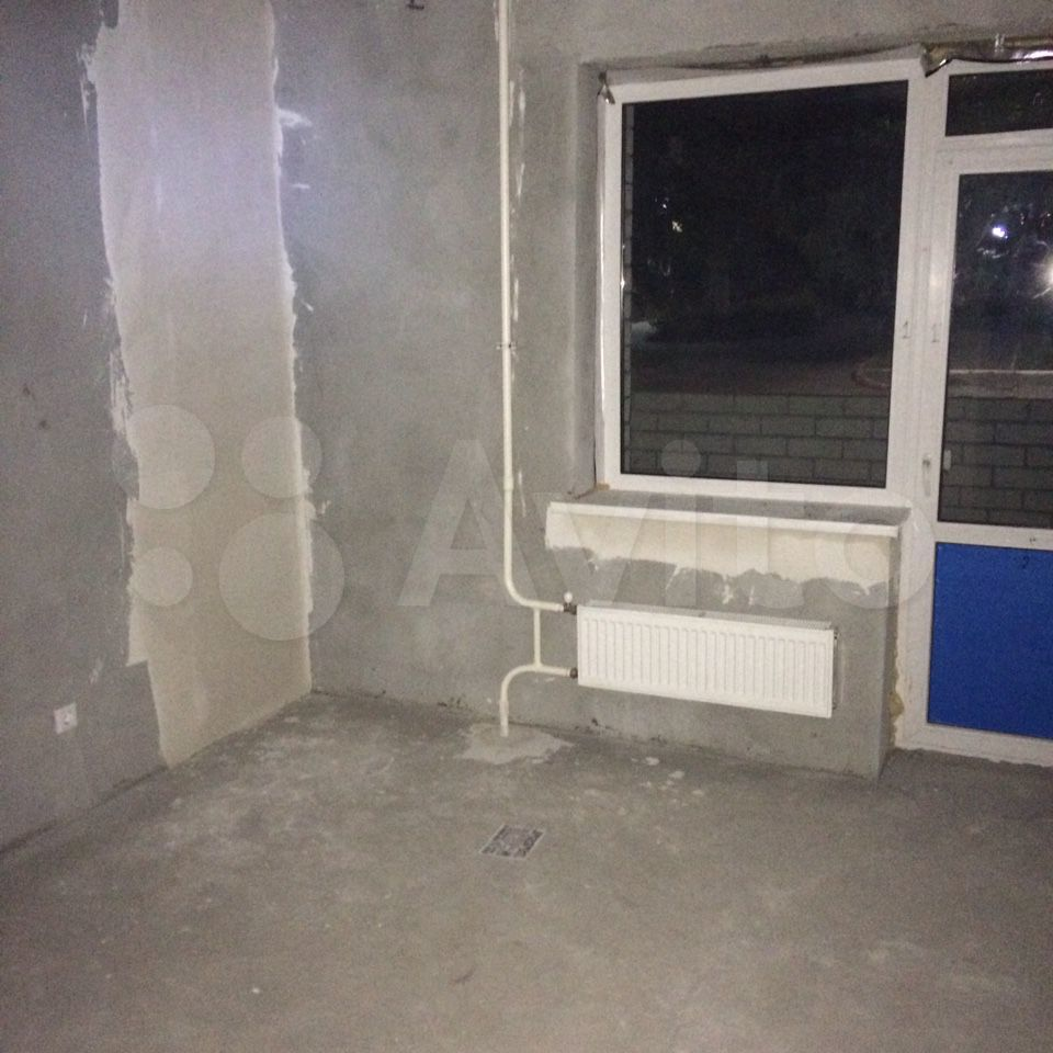 1-к квартира, 39 м², 1/12 эт.