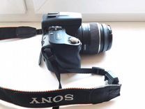 Фотоаппарат Sony A390