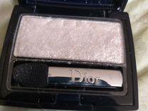 Снежные тени - Dior 1 couleur № 006 Crystal White