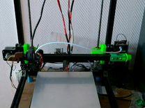 3d принтер Tronxy X3