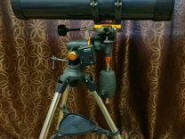 Телескоп Celestron AstroMaster 130 EQ-MD — Фототехника в Саратове