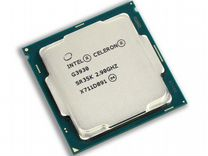 Процессор Intel Celeron G3930 Kaby Lake 2.9MHz BOX