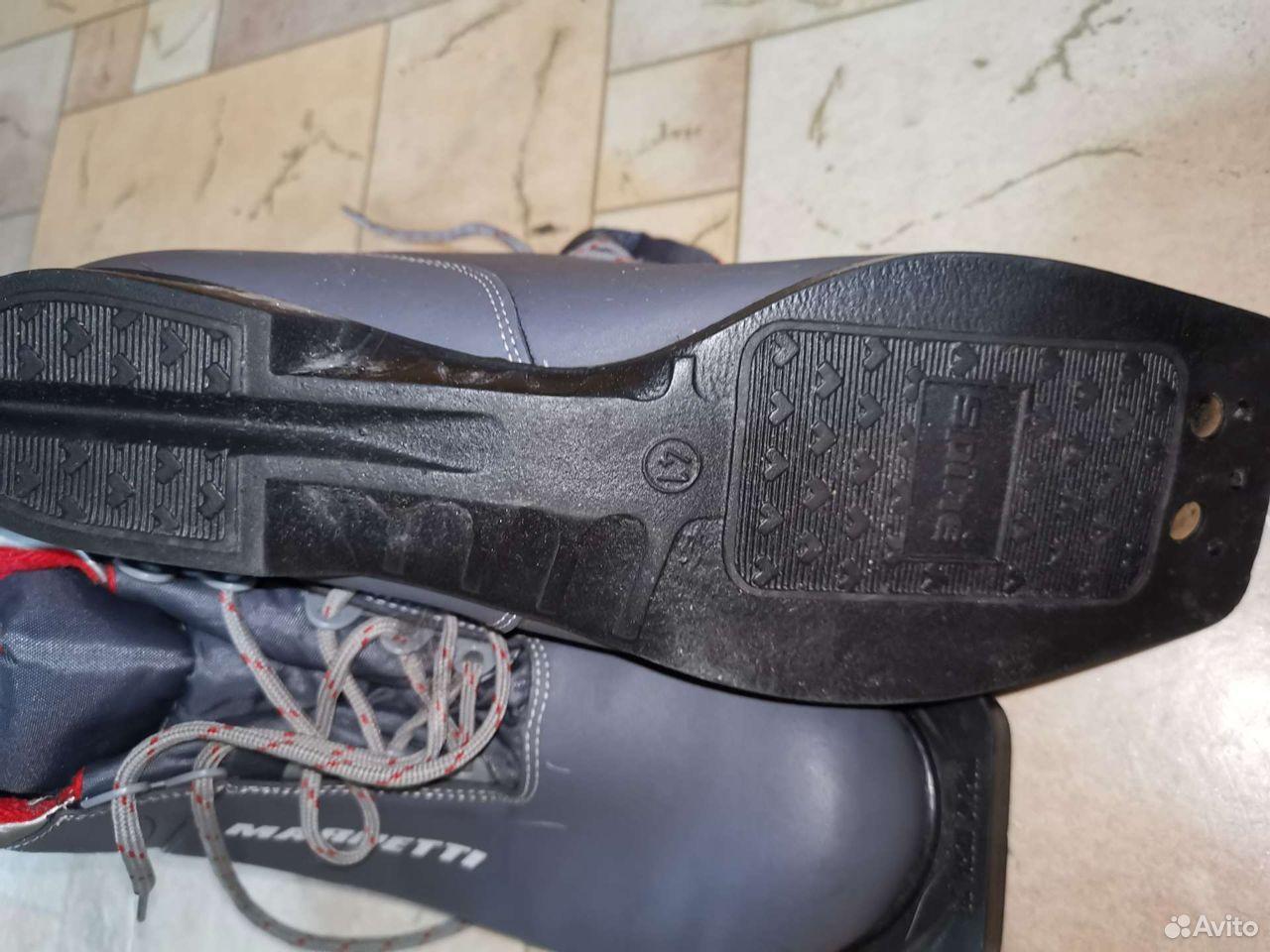 Лыжные ботинки  89148481823 купить 3