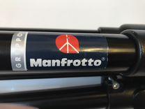 Штатив Manfrotto 144b + голова 056