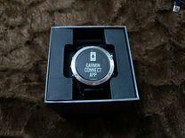 Garmin fenix 5 Silver/Black/новые