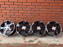 Литые диски на Hyundai Solaris, Kia Rio