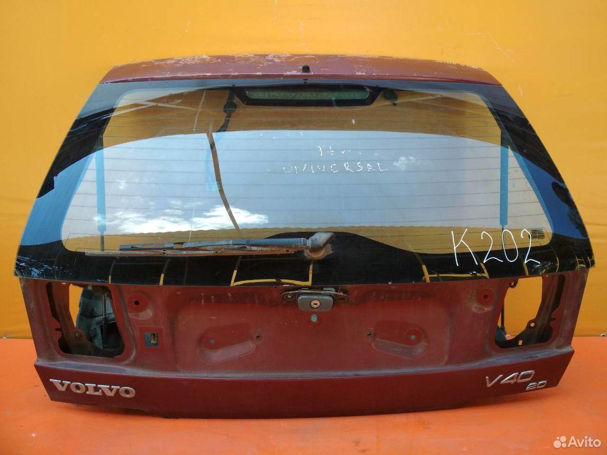 84732022776  Дверь багажника со стеклом Volvo V40 2001-2004