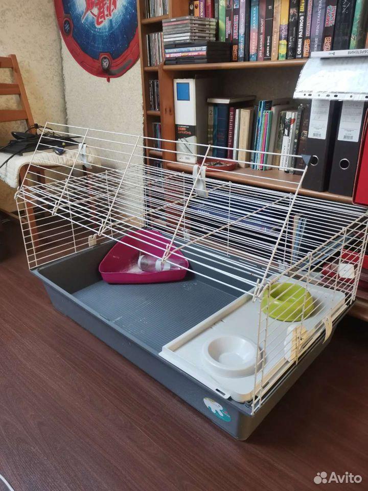 Клетка для кролика 1006050  89004716298 купить 1
