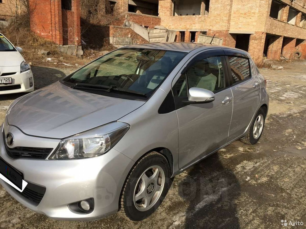 Toyota Vitz, 2011  89662715007 купить 1