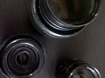 Фотообъективы и фотопринадлежности