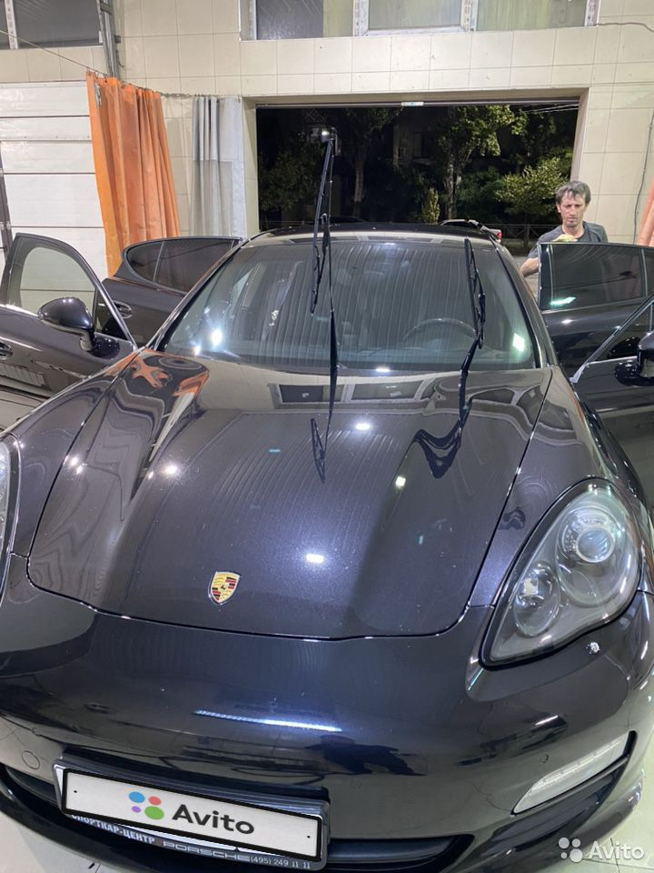 Porsche Panamera, 2010  89034692832 купить 2