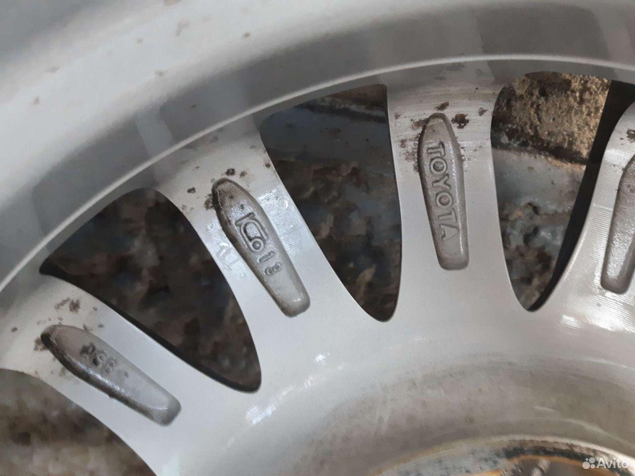 Оригинальные литые диски Toyota Esquire, Noah, Vox  89145850797 купить 5