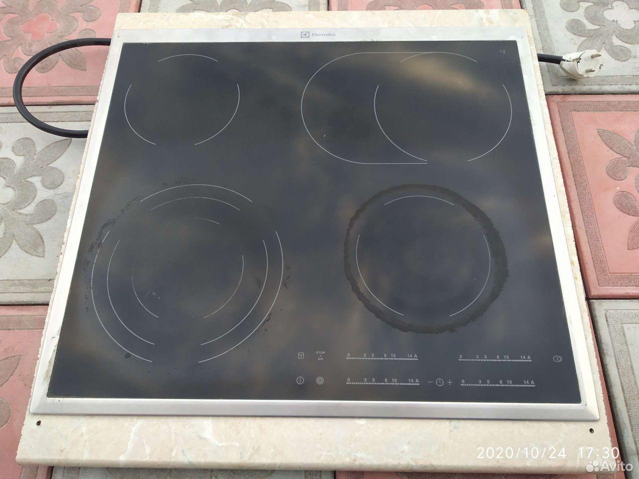 Варочная панель Electrolux 89873643224 купить 1