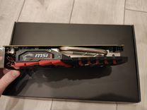 Видеокарта MSI GTX 1050TI Gaming X 4gb — Товары для компьютера в Москве