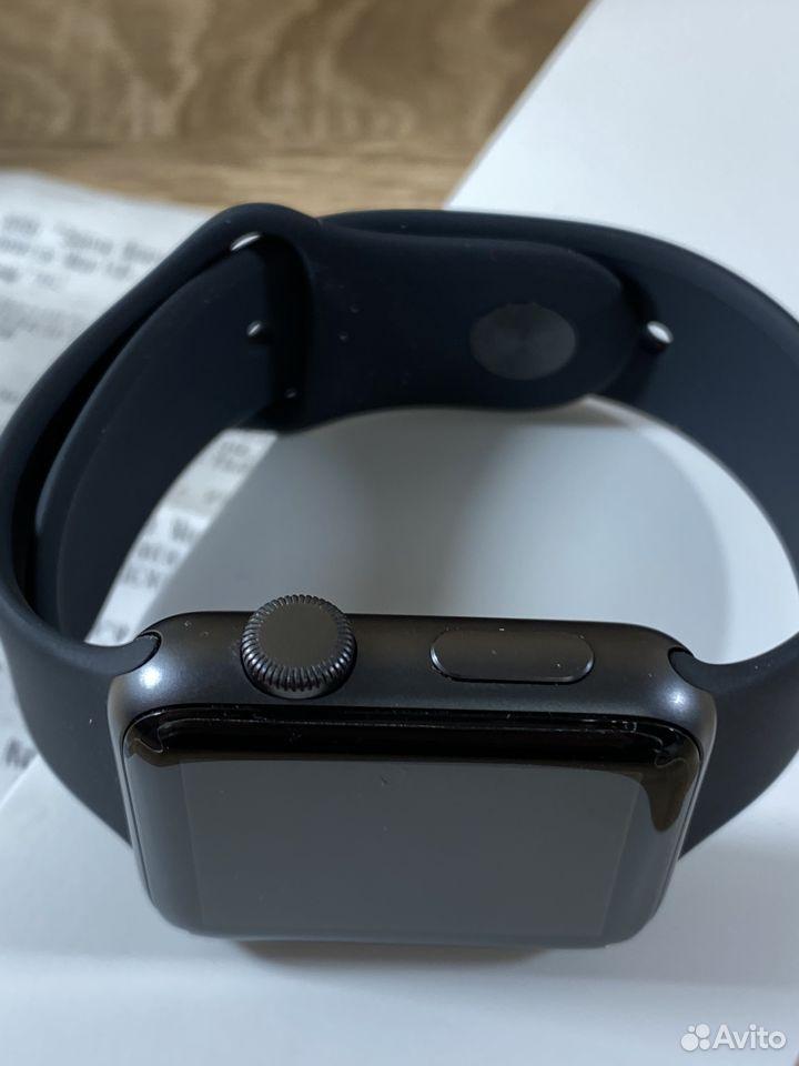 Apple Watch s3 42mm Space Grey  83422250090 купить 2