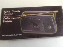 Радио кассетный плеер
