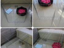 Вольер для собак, клетка Новые
