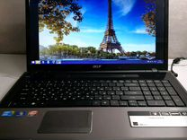 Ноутбук Acer Aspire 7745G-5464G75Miks 17дюймов