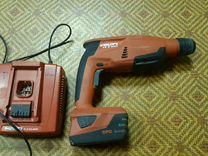 Hilti аккумуляторный перфоратор