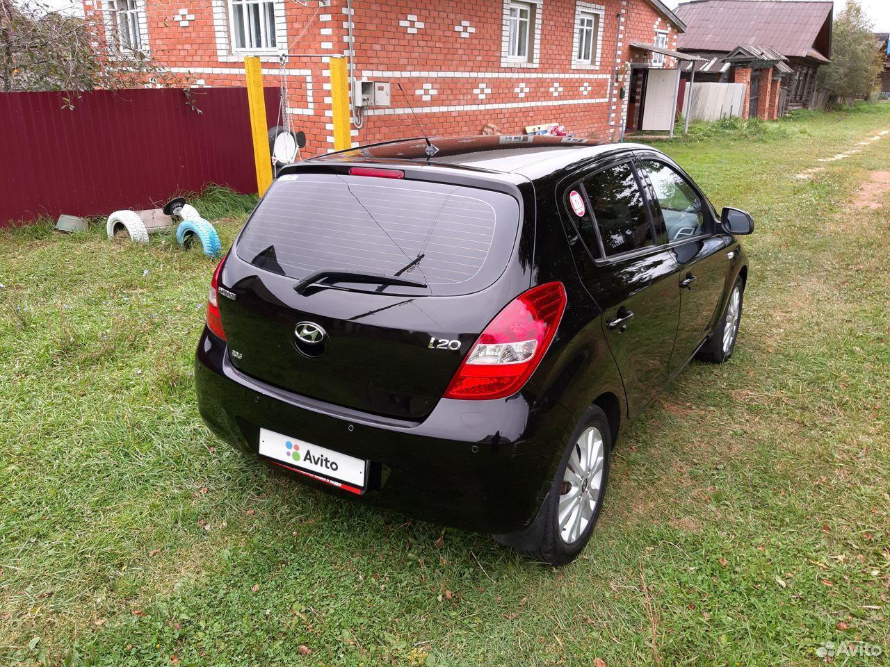 Hyundai i20, 2010  89063361856 купить 5