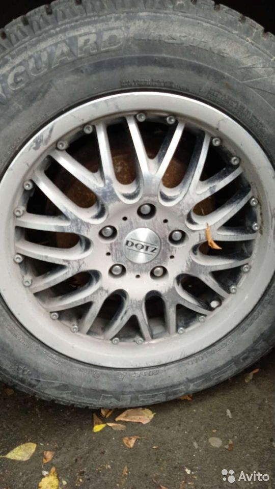 Зимняя резина 4 колеса  89003820073 купить 1