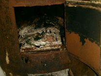 Буржуйка, печка