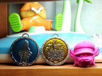 Тролль, Медальоны Шрек 2009г