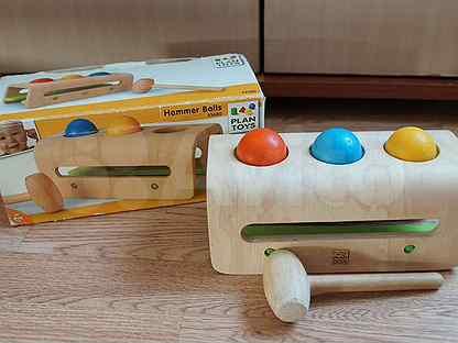 Развивающие игрушки Plan Toys