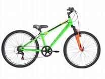 Велосипед black aqua Cross 2524 V 2018