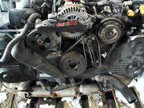 Двигатель Subaru ej 20 twin turbo
