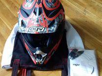 Кроссовый мото-шлем AGV RC-5 Pro